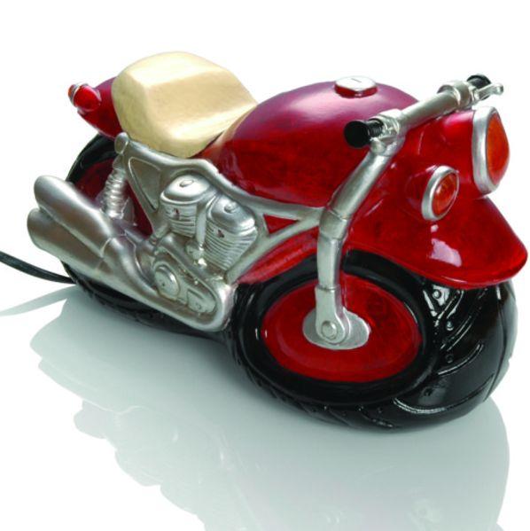 Lampe de salon moto