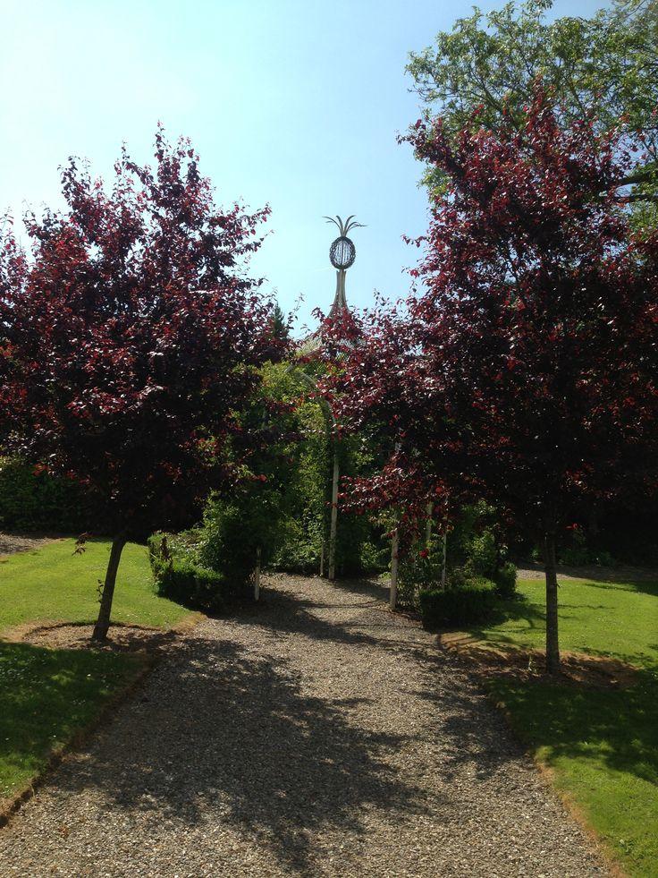 Gardens at Marlfield #gardens #marlfieldhouse