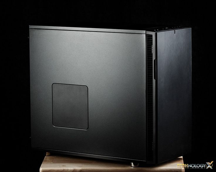 Fractal Design R5 Mid-Tower Chassis Review - http://www.technologyx.com/featured/fractal-design-r5-mid-tower-chassis-review/