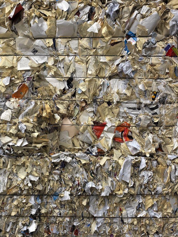papier recyclé www.olivier-placet.com