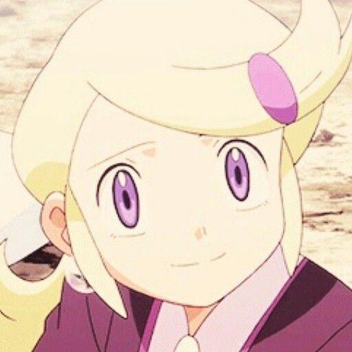 My Favorite Character in Kalos Region