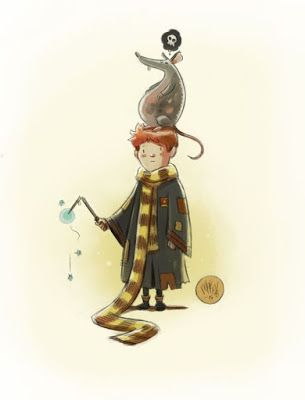 WallPotter: Ronald Weasley