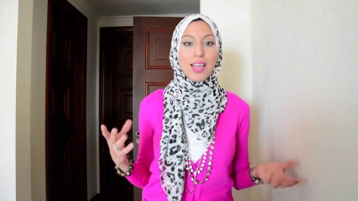 How to Wear a Square Scarf as a Wrap Hijab Tutorial - Haute Hijab