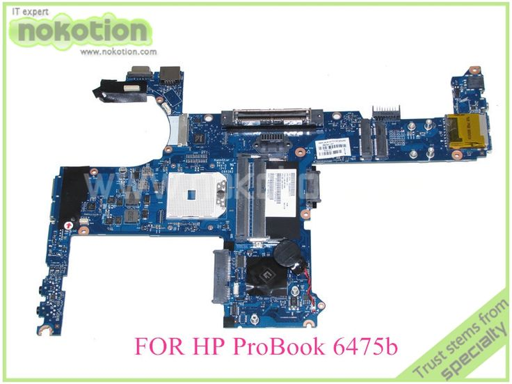684341-001 for HP Probook Promo 6475B Series Notebook PC system laptop motherboard  DDR3 #Affiliate