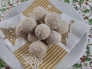 Krysy v Kuchyni: Kokosové Kuličky - Rafaelo