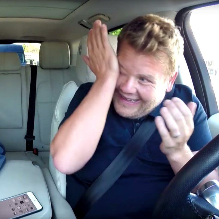 I just reacted to Stevie Wonder Brings James Corden to Tears in an Epic Carpool Karaoke Session. Check it out!