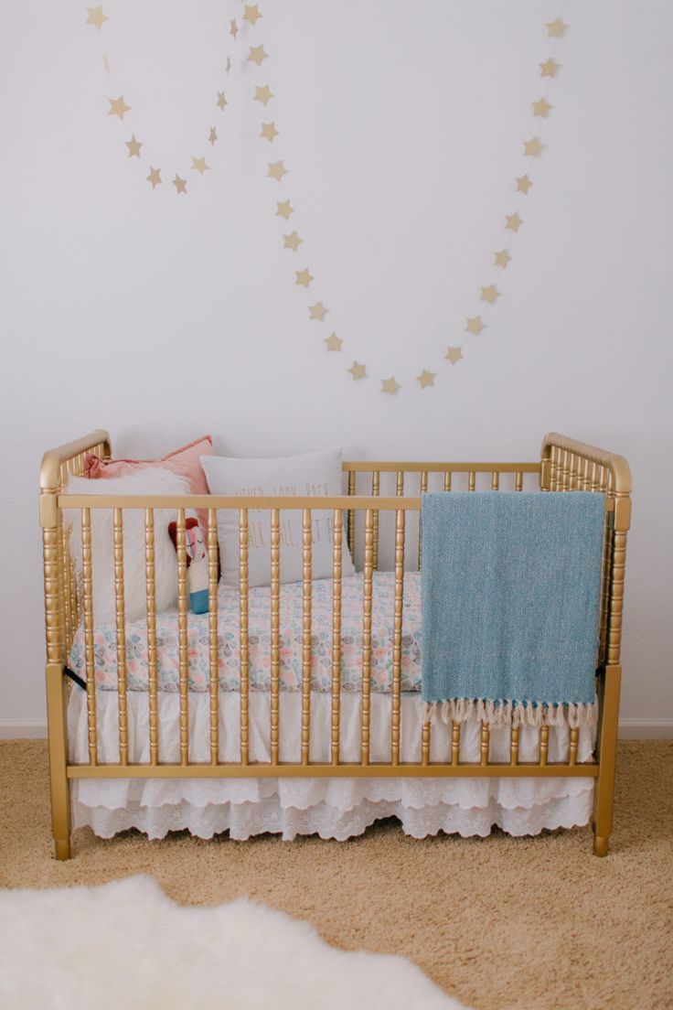 230 best Gold Nursery images on Pinterest | Babies nursery, Boy ...