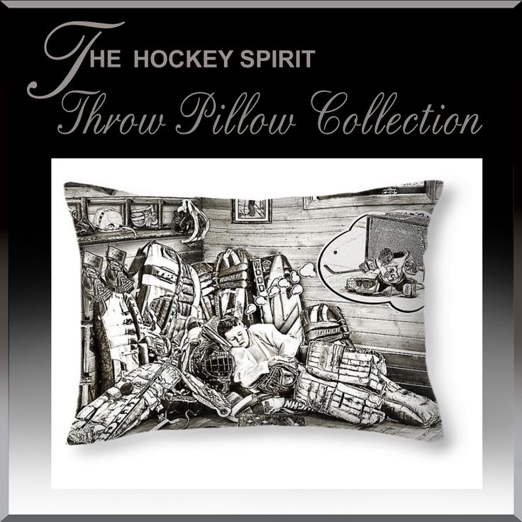 Select from over 100 unique and entertaining cuddly hockey throw cushions.  http://goo.gl/HdDGUU