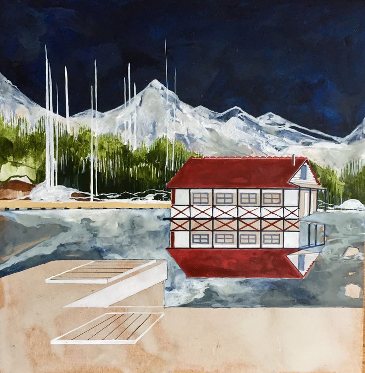 SOJOURN CHARLOTTE KEATES MAY 5th - 30th PREVIEW MAY 4th 6-8pm  ARUSHA GALLERY are delighted to present a new collection of paintings by London b...