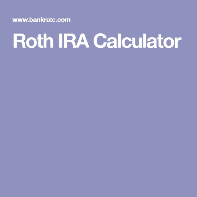 Best 25+ Roth ira calculator ideas on Pinterest Roth ira tax - retirement and savings calculator
