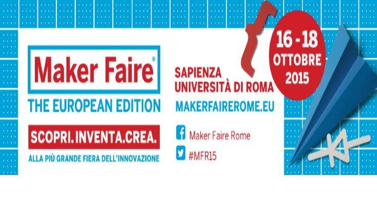Maker Faire Rome - The European Edition - Faq Drone Italy