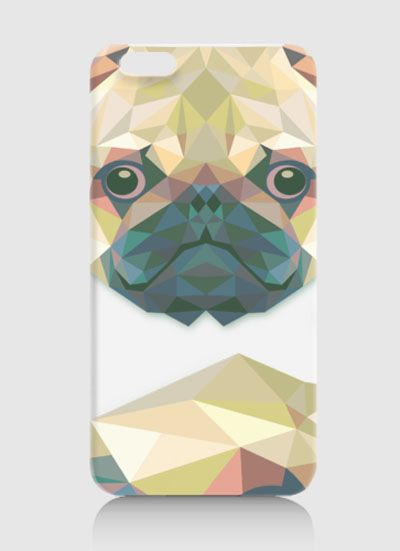 TheDog3 iPhone 6 Case design by Zipter.  Brown base case with pug print at front, cool case to protect your phone from dust  and scratch, also available for iPhone 4/4S, 5/5S, 5C, 6+, Samsung Galaxy Note 2, 3, Samsung Galaxy Grand, Samsung Galaxy Note 2, 3, Samsung Galaxy S3, S4, S5, reddmi Xiaomi. http://www.zocko.com/z/JJ8hn