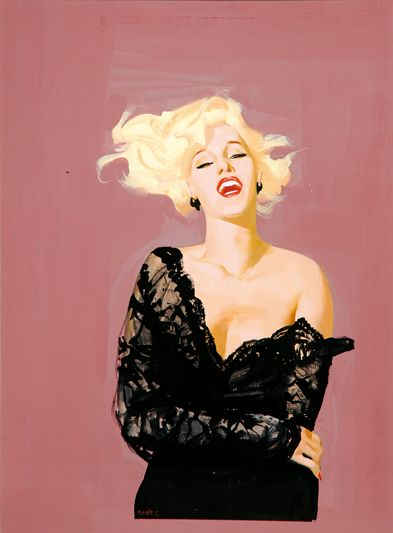 Ferenc Pinter: Marylin-1990