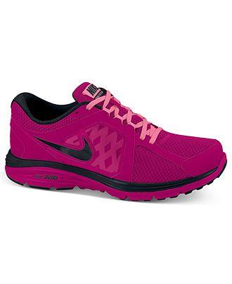 Nike Women's Shoes, Dual Fusion Run 3 Sneakers - Shoes - Macy's