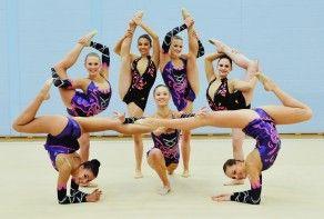 gymnastics poses - Google Search