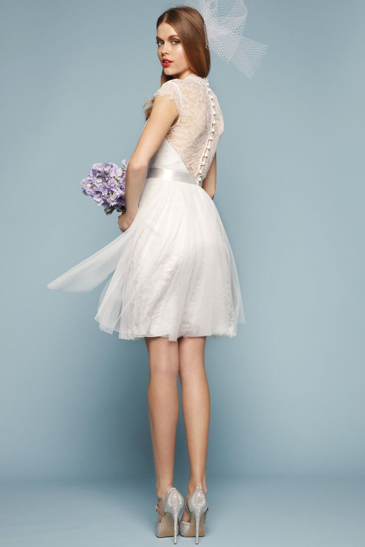 Beautiful Short Wedding Dresses Melbourne Picture Collection - All ...