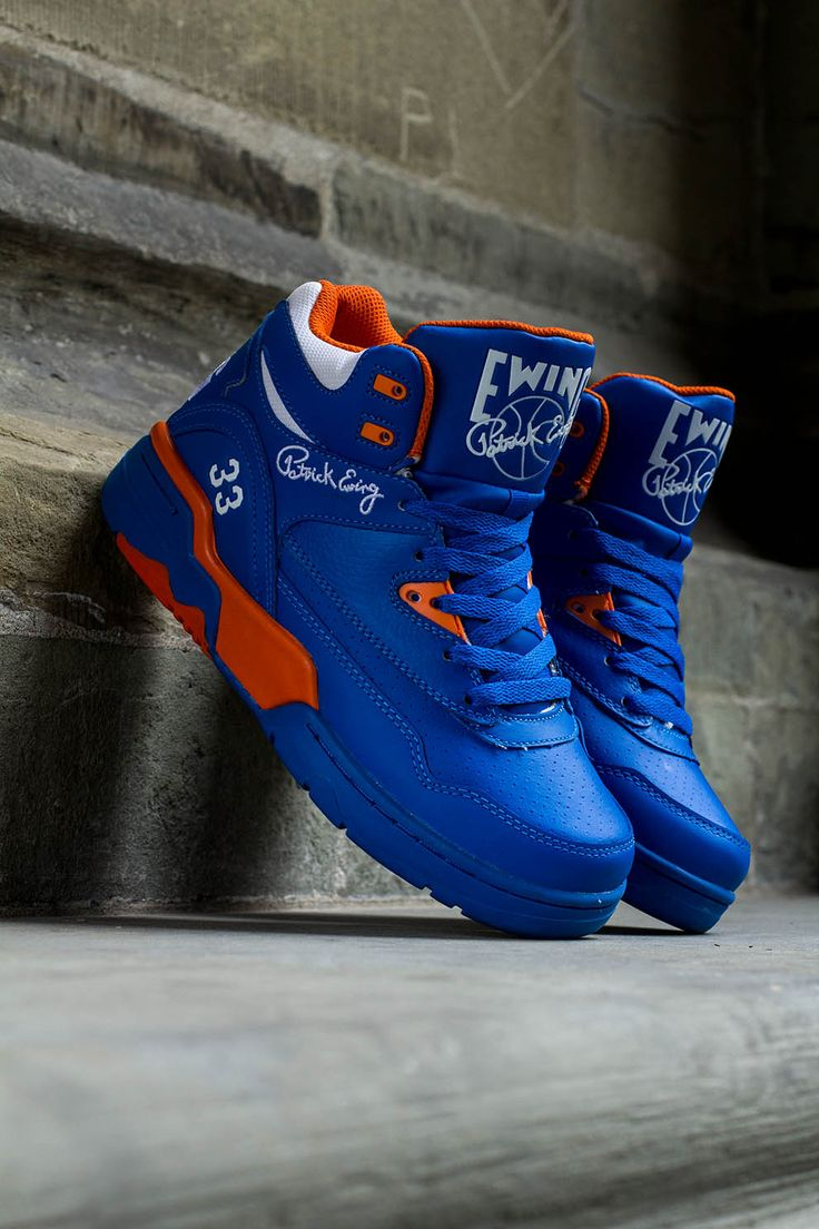 Ewing Athletics Guard New York Knicks