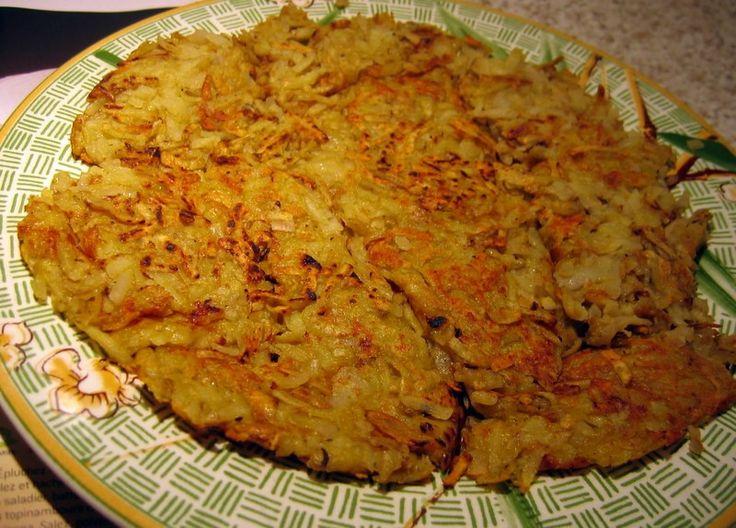 Les r sti de topinambours de cyril lignac recettes - Cuisiner des topinambours ...
