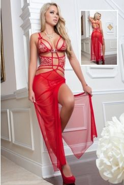 Buy lingerie gowns online at Trovea. Shop the latest collection of trendy gown design, long gown & nightgown lingerie on the world's largest fashion site.