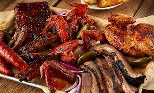 Up to 47% Off Barbecue at Bone Daddy's in Webster