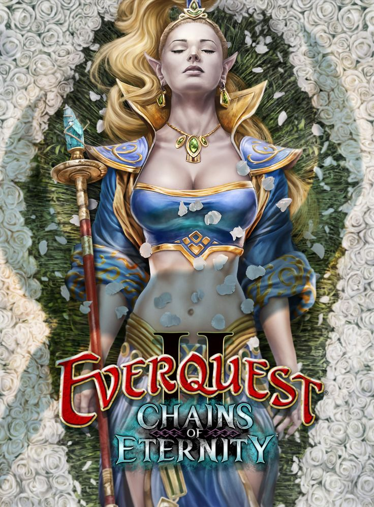 Everquest II - Key Art For Chains of Eternity !