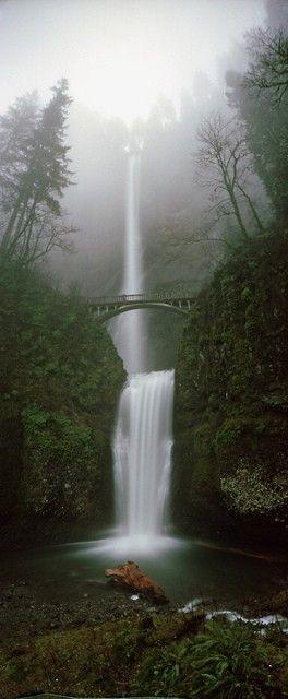 Multnomah Falls, Oregon. My fav..