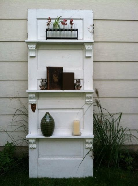 riciclare le vecchie porte