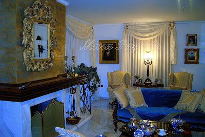 ΑΑΑ Κουρτίνες Mara Papado - Designer's workroom - Curtains ideas - Designs: Βιοτεχνία ραφής σχεδίων και κατασκευών Mara Papado...
