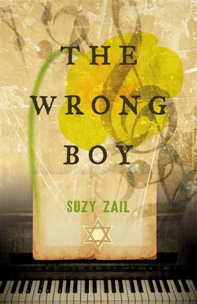 The Wrong Boy The story of a Jewish girl sent to Auschwitz By: Suzy Zail http://www.booktopia.com.au/the-wrong-boy-suzy-zail/prod9781742031651.html