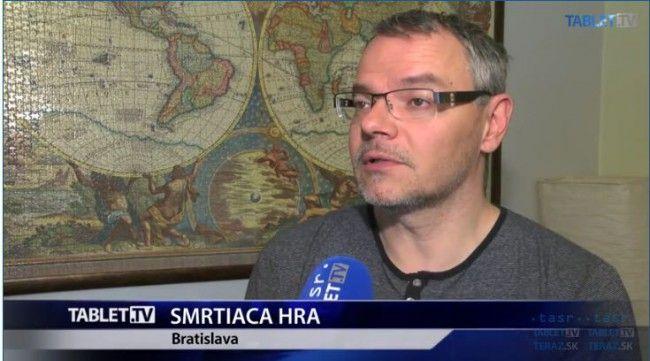 Na Slovensku zatiaľ neeviduje prípad súvisiaci s hrou Modrá veľryba - Školstvo - SkolskyServis.TERAZ.sk