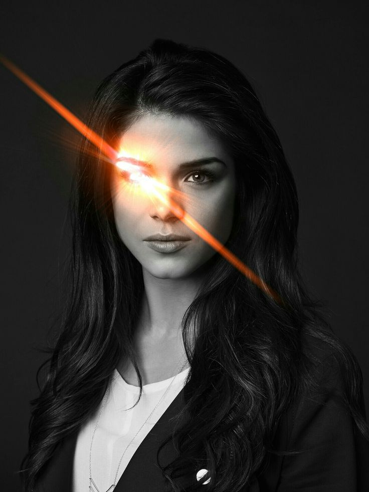 "Marie Avgeropoulos as Krystal Ishana in ""Masters of Elements"""