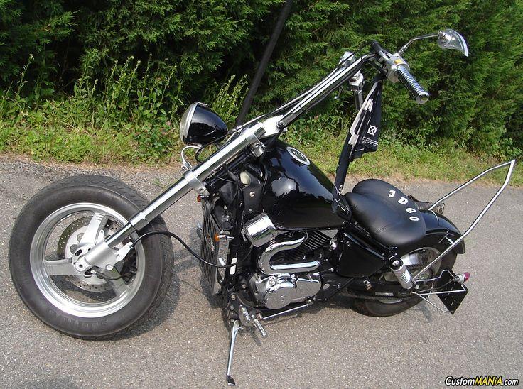 Suzuki Marauder 800 Chopper Custommania Com Motorcycles