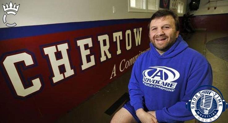 Ken Chertow ready for new challenge at Division II Queens University - ST346 -