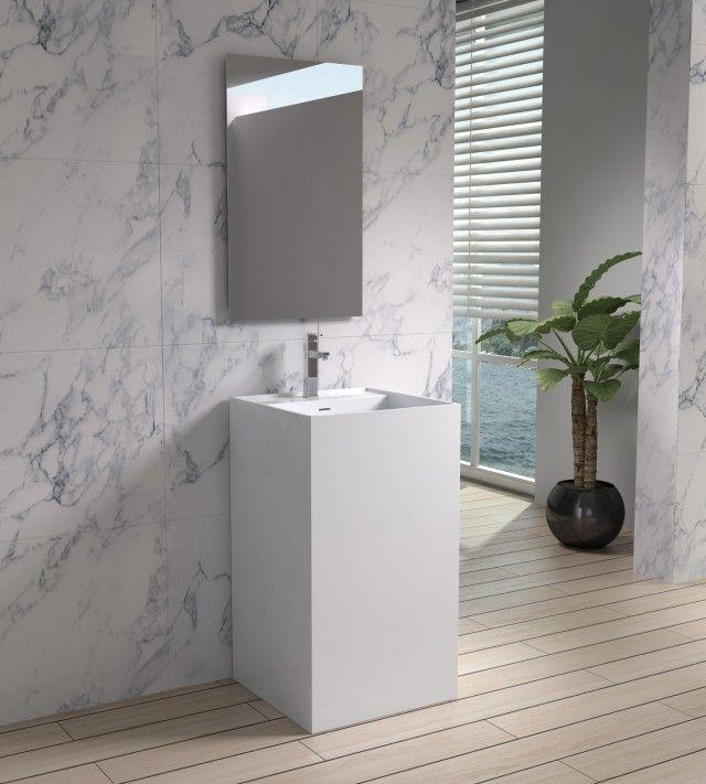 Umywalka wolnostojąca Amati BL 2618 www.wyposazam.pl