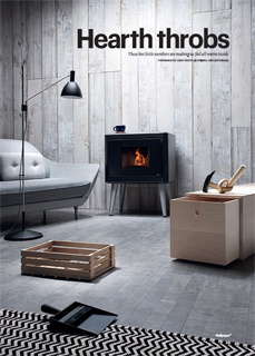 MCZ stoves and pellet-fuelled stoves