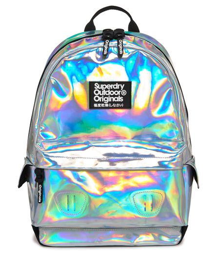 Superdry womens iridescent Montana rucksack. This rucksack features a top  grab handle, large main 512c052253