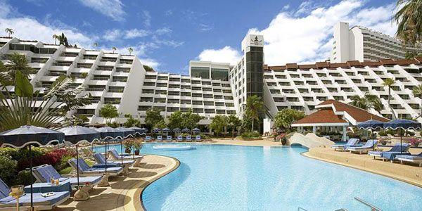 Royal Wing Suites & Spa in Pattaya ist eines der besten Strandhotels in Thailand