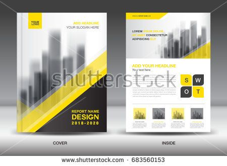 282 best Annual Report template images on Pinterest Childrenu0027s - business annual report template