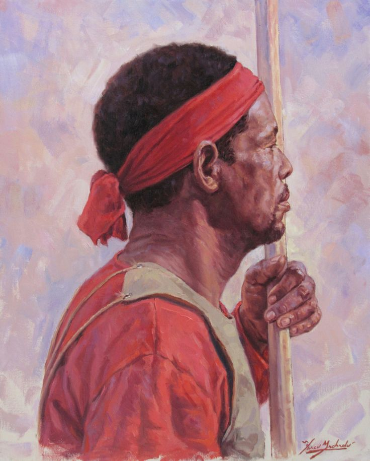 Vasco Machado (oil on canvas)