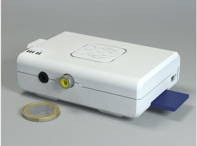 Raspberry Pi CASE 1.0RC1 by MarcoA