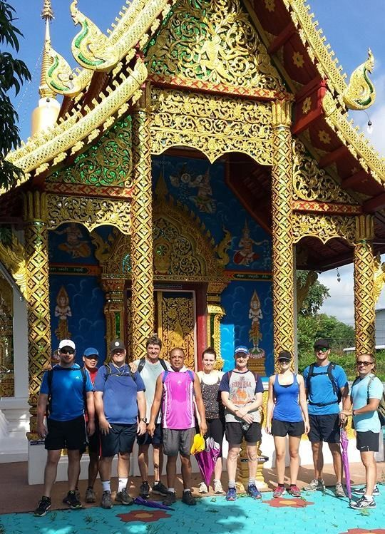 You'll be swept away by lush mountains, lost in dreams when sunsets drip from the sky into turquoise blue lagoons, busy tasting delicate spices and hopefully doing a little exercise in the hills of Chiang Mai. Read on to learn all about the Thai culture: http://goo.gl/8VXIHL     #Thaiculture #ChiangMai #FitnessRetreat #FitnessHoliday #Health #FitnessBootcamp #Thailand #FreshStartThailand