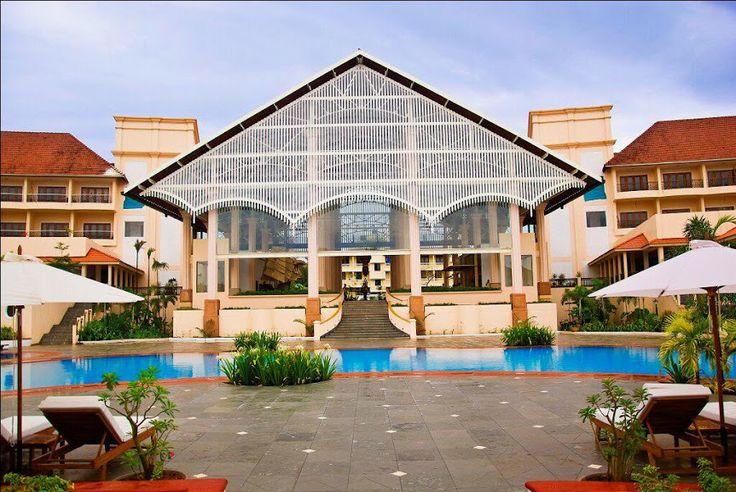 Radisson Blu Resort on Cavelossim Beach in Goa offers grand stay through its eventual beach