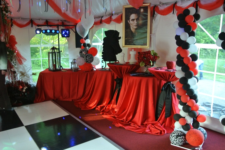 101 best images about kenzies twilight party on pinterest