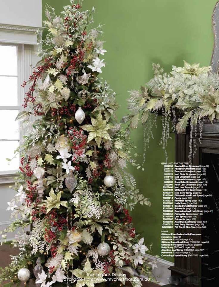 15 mejores im genes de tendencias en arboles de navidad - Decoracion arboles navidenos ...
