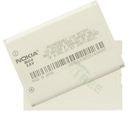 Buy Li-Ion Battery Equivalent to Nokia BLC-2 REFURBISHED for 19.06 USD | Reusell