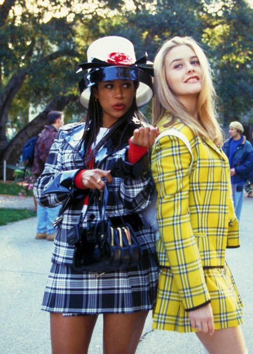 Clueless! My best friend and I's fave movie! And means girls! We are chick flick lovers! Love ya BeeMo!