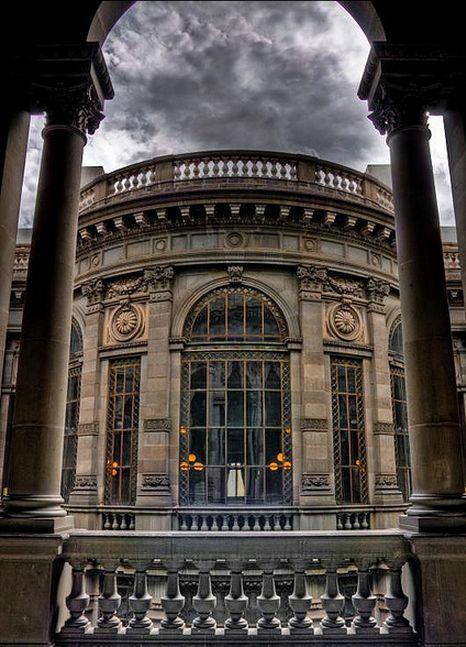 Museo Nacional de Arte. Centro Histórico de la ciudad de México