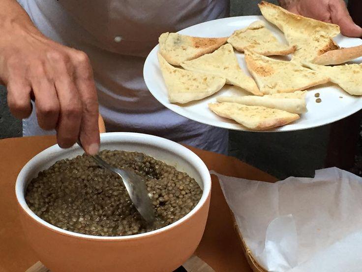 #Pollinodagustare rinnovato Presidio Slow Food #LenticchiadiMormanno @LouPalanca @catiacorbelli @pappaterramimmo