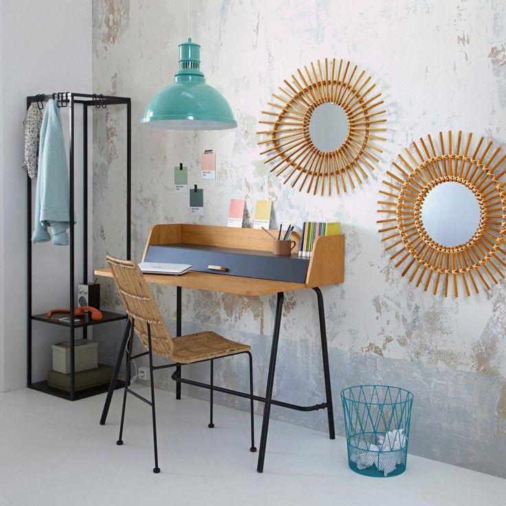 1000 id es sur le th me miroir soleil sur pinterest miroir en forme de soleil meubles for Bureau quilda