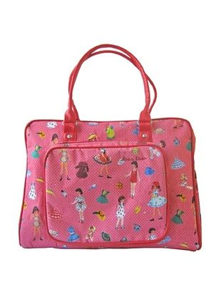 29% OFF Room Seven Diaper Bag, Dressing Dolls Pink